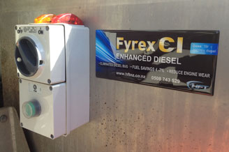 hybrid fuel tech designed for industry